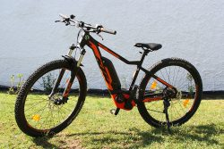 Mikes KTM E-Mountainbike