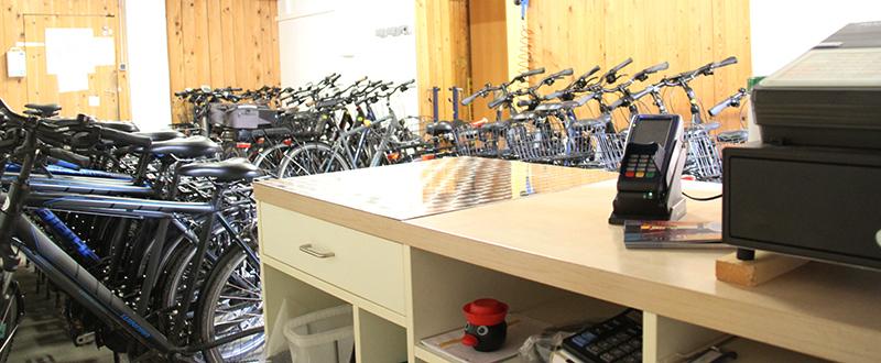 Mikes Fahrradwerkstatt